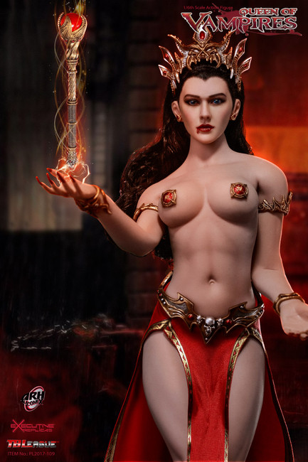 [PL2017-109] TBLeague Phicen 1/6 Arkhalla, Queen of Vampires Boxed Figure