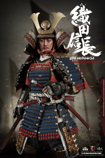 [CM-SE021] COO Model Oda Nobunaga 1/6 Figure 織田信長 Standard Version