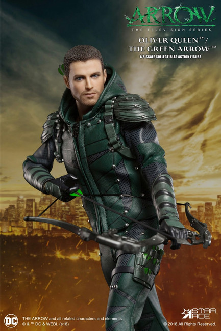 [SA-8004A] Star Ace 1/8 The Green Arrow Deluxe Action Figure