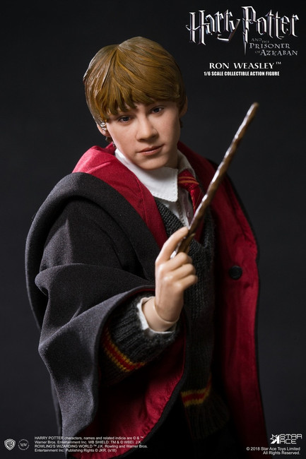 [SA-0056] Harry Potter Star ACE Ron Weasley Teenage Deluxe Version 1:6 Figure