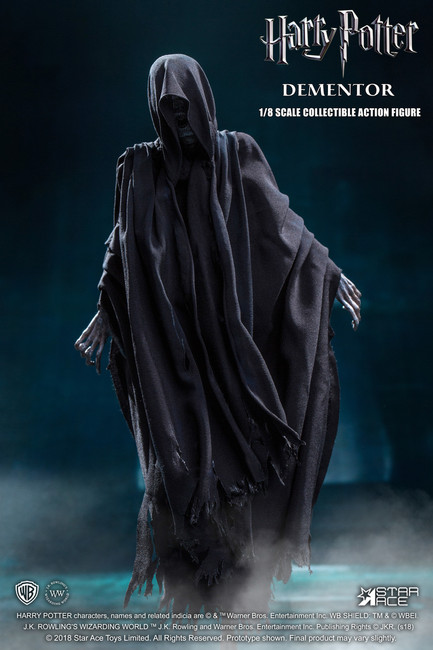 [SA-8006C] 1/8 Harry Potter Star ACE Dementor Single Pack
