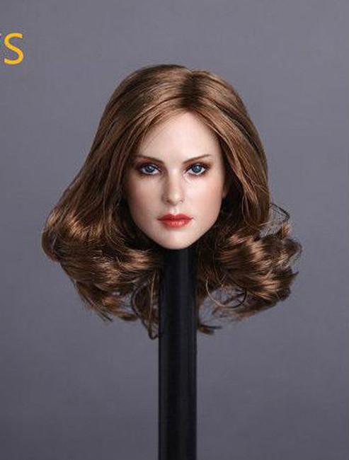 [GAC-005B] GACTOYS European and American Women's Head Sculpture