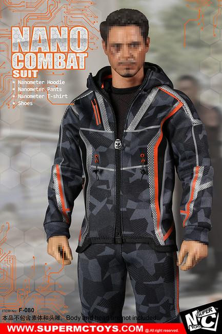 [MC-F080] Super MC Toys Men's Nano Combat Suit