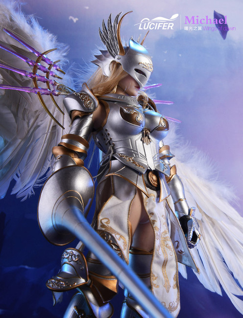 [LXF-1703B] Lucifer Wings of Dawn Big Angels Version 1:6 Figure