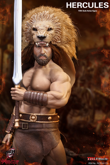 [PL2018-115] TBLeague Hercules Son of Zeus 1/6 Figure