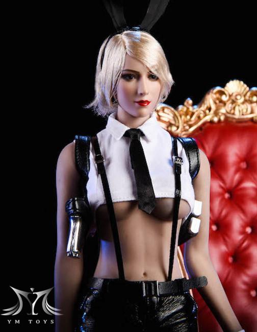 [VST-18XG18A] VS Toys 1/6 Bunny Girl Killer with Blonde Hair