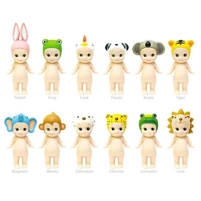 [TOY-65012] DREAMS Sonny Angel Mini Figure Animal Series1-12pcs Set
