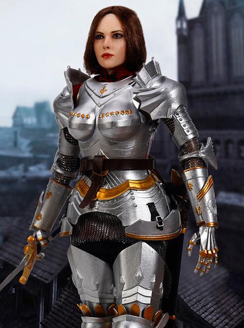 [SGT-EK001] SGTOYS Lady Crown Knight 1:6 Boxed Figure