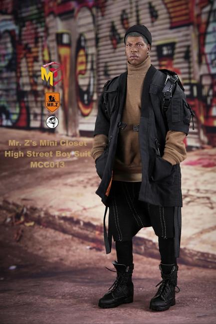 [MCC-013] MCC TOYS High Street Boy Set B Figure Accessory
