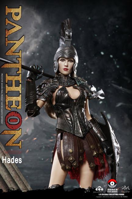 [CM-HS002] Pantheon Underworld Goddesses Hades 1:6 Figure by COO Model