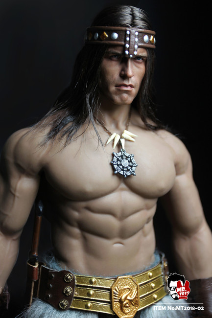 [MT-2018-02] Barbarian A 1:6 Scale Figure Accessory by Mr Toys