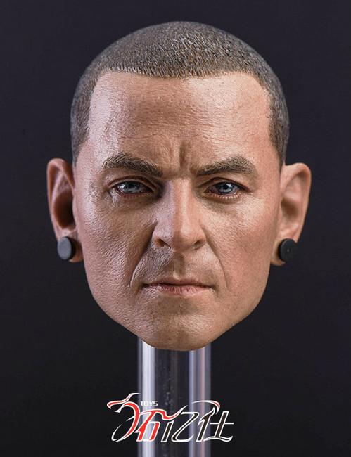 [MIS-H050] Custom Linkin Head for 1:6 Action Figure