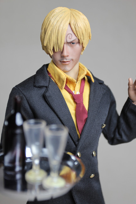 [COS-002] Kitchener Collectibles Figure by Cosplay