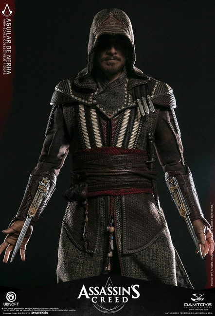 [DMS006] 1/6 Assassin's Creed Aguilar Figure by Ubisoft Dam Toys