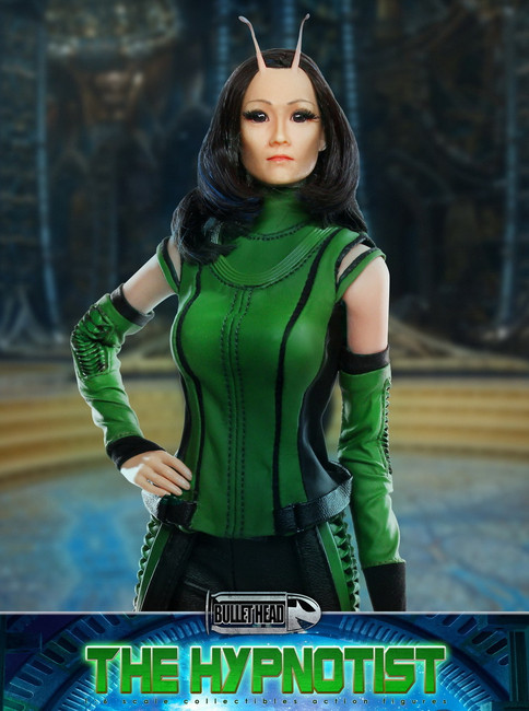 [BH-003] Custom The Hypnotist 1/6 Collectible Figure by Bullet Head