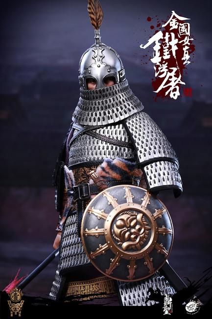 [POP-DS001A] The Jurchen Jin Dynasty Iron Pagoda 1/6 Figure Standard Edition by POP Toys