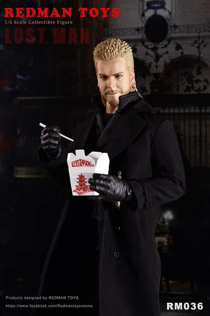 [RMT-036] The Lost Man 1:6 Collectible Figure by Redman