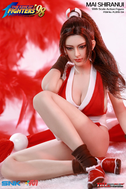 [PL2019-134] 1/6 The King of Fighters 95 Mai Shiranui by TBLeague Phicen