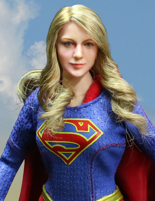 [SA-8005] 1/8 DC Comic Supergirl's Melissa Benoist Figure by Star Ace