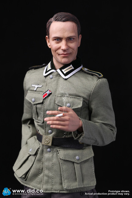 [D80133] WWII German Communication 3 WH Radio Operator Gerd  by DiD