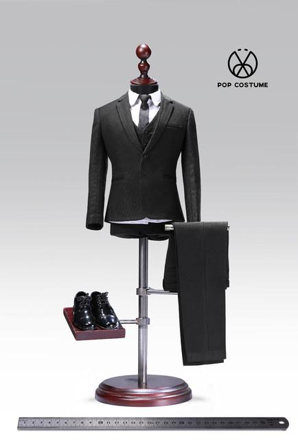 [POP-X27A] 1:6 Western-Style Black Suit 2.0 by POP Toys