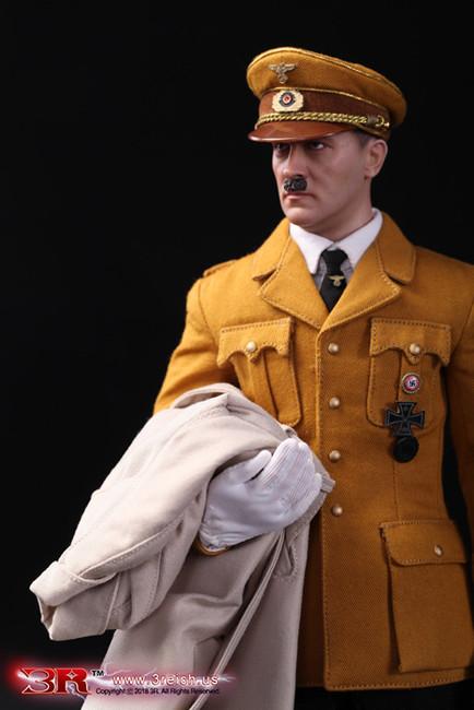 [3R-GM641] 1/6 Adolf Hitler 1889-1945 Version B Figure by 3R DiD