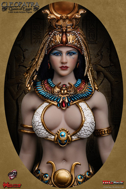 [PL2019-138] 1/6 Cleopatra Queen of Egypt Boxed Figure by TBLeague Phicen