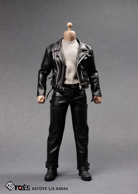 [AS-044] Biker Apparel for 1/6 Scale Figures