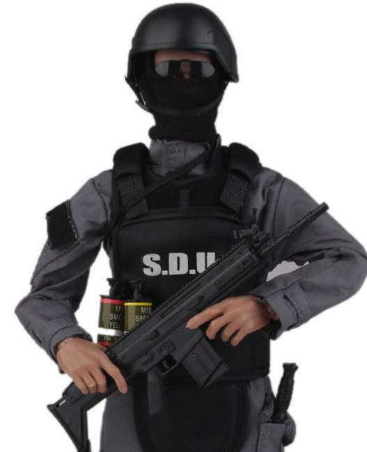 [KH-NB01E] 1/6 Special Forces Figure SDU by KAD Hobby