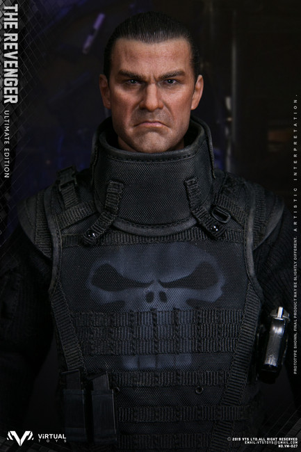 [VM-027] The Revenger Ultimate Edition Boxed 1/6 Action Figure by Virtual VTS Toys