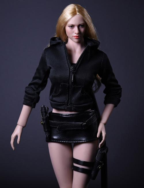 [VST-17NSS-B] 1/6 Female Assassin Clothing Set B by VS Toys