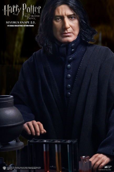 [SA-0081] Severus Snape 2.0 Harry Potter and the Half-Blood Prince 1/6 Figure by Star Ace