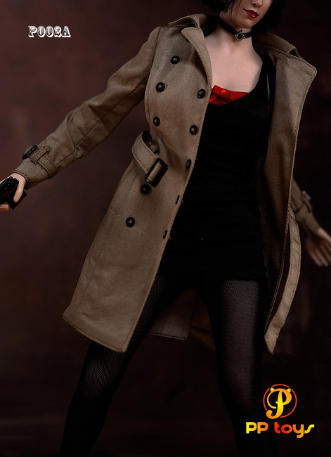 [PPT-P002A] 1/6 Female Agent Suit A Figure Accessories by Pptoys