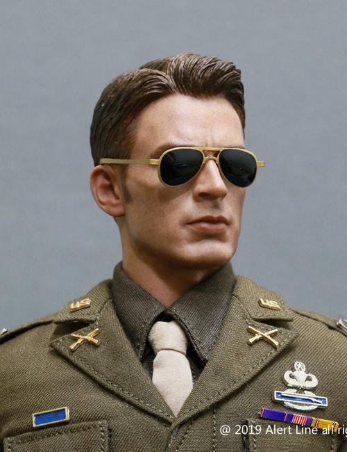 [AL-100028B] 1:6 WWII U.S. Army Officer Uniform B by Alert Line