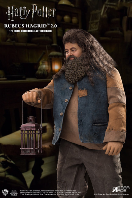 [SA-0072] Rubeus Hagrid 2.0 in Harry Potter and the Sorcerer's Stone by Star Ace