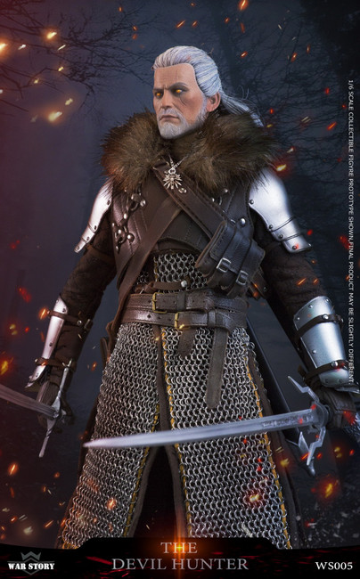 [WS-005] 1:6 The Devil Hunter Boxed Figure by War Story