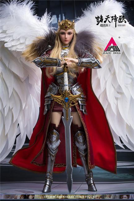 [CS-001A] Angel Yan Crown Edition 1:6 Figure by Super Seminary