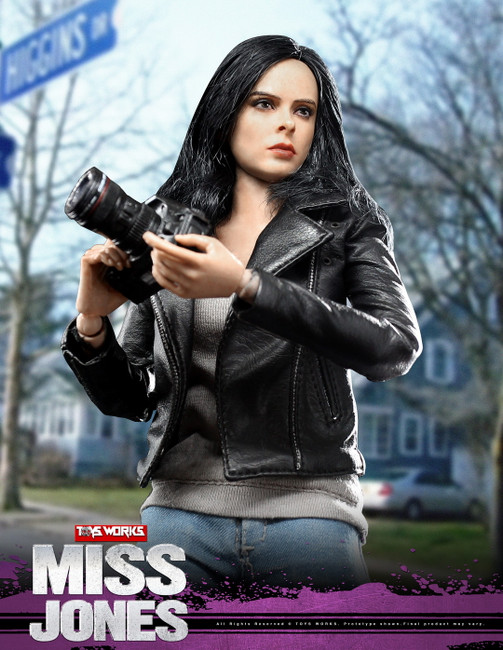 [TWS-007] 1:6 Miss Jones Boxed Figure by Toys Works