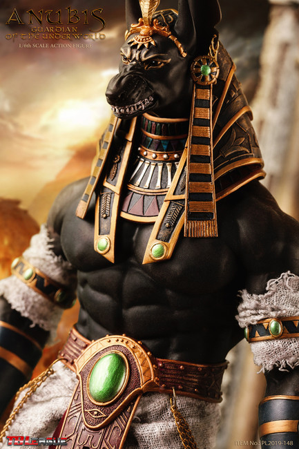 [PL2019-148] 1/6 Anubis Guardian of The Underworld Figure by TBLeague Phicen
