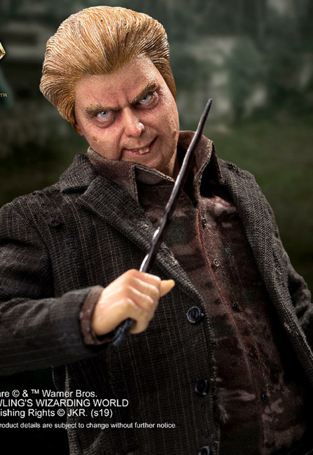 [SA-0074] Peter Pettigrew Wormtail in Harry Potter and the Prisoner of Azkaban by Star Ace