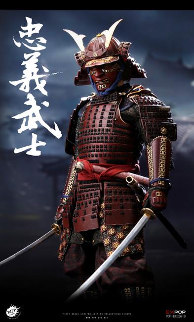 [POP-EX026B] 1/6 Devoted Samurai Deluxe Version by POPTOYS