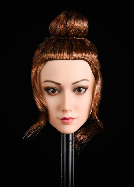 [YMT-027C] 1/6 Jasmine Action Figure Head by YM Toys