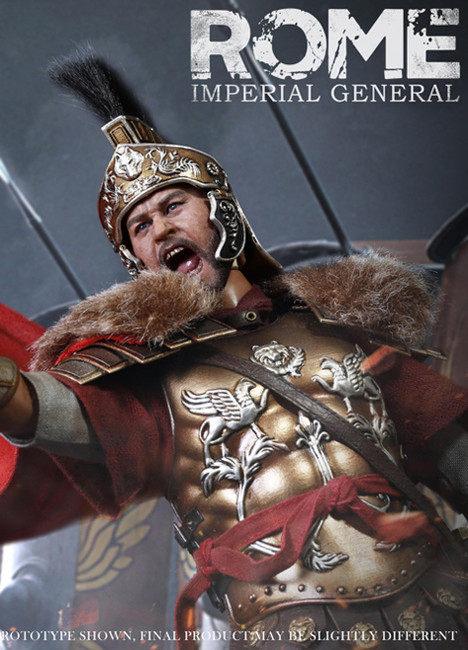 [HY-HH18006] HH model X HaoYu Toys 1:6 Imperial General Battlefield Deluxe Edition Figure