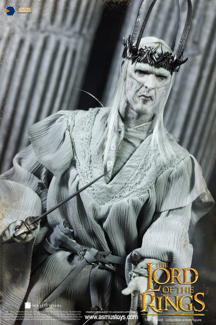 [ASM-LOTR023] 1/6 The Lord of the Rings Series Twilight Witch-king Figure by Asmus Toys