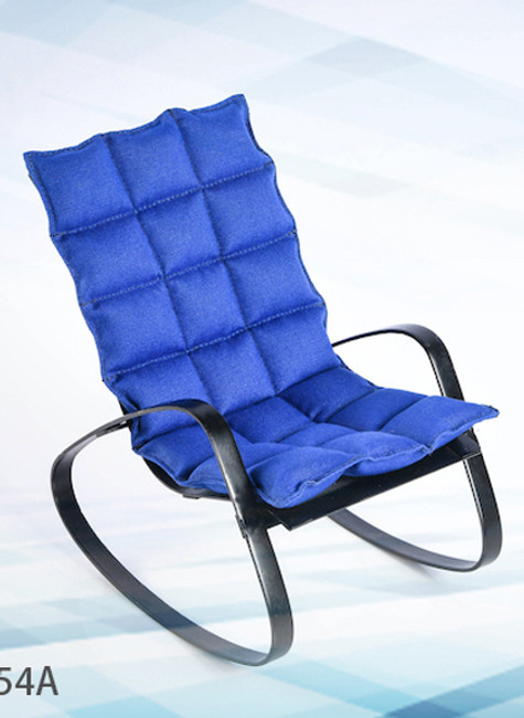 [VST-19XG54A] 1/6 Rocking Chair in Blue Color by VS Toys