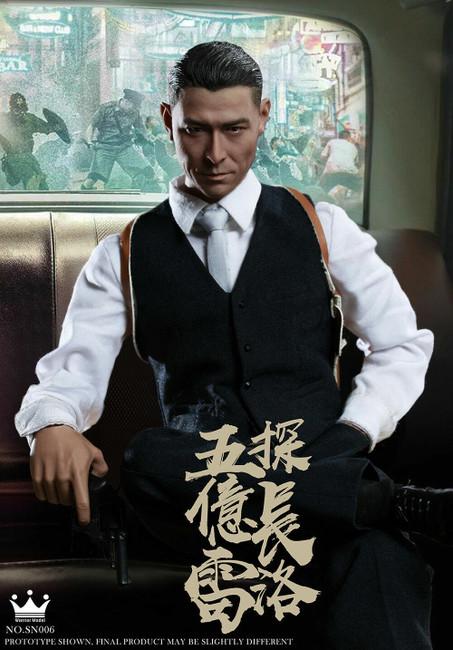 [WM-SN006] 1/6 Five Hundred Million Inspector Lee Rock by Warrior Model