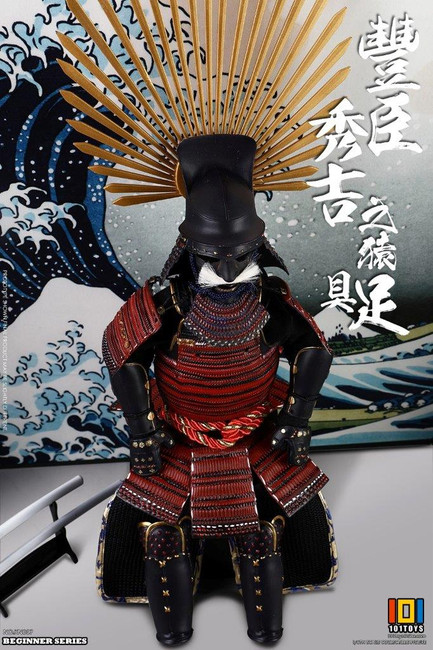 [101-KN007] 1/6 APE-Toyotomi Hideyoshi Special Version by 101 Toys