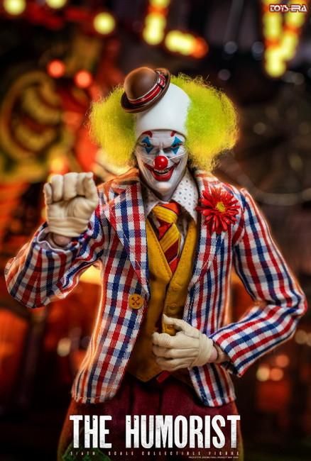 [TE-033] The Humorist 1/6 Scale Boxed Figure by Toys Era