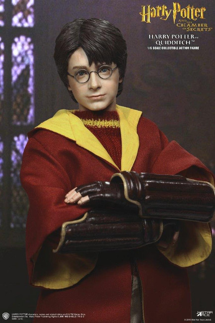 [SA-0018A] Star Ace Harry Potter Quidditch Version 2.0 1:6 Collector Figure