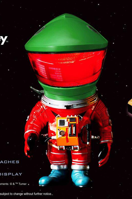 """[SA-6029] 6"""" Astronaut Green Rescue w/ Monolith & Star Child By Star Ace"""